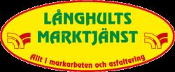 Långhults Marktjänst Logo